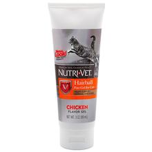 Nutri-Vet Hairball Paw-Gel Cat Treatment - Chicken
