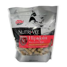Nutri-Vet Hip & Joint Peanut Butter Wafers Dog Treat
