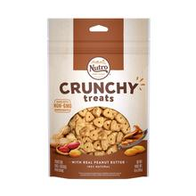 Nutro Crunchy Dog Treat - Real Peanut Butter