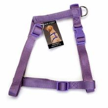 Zack & Zoey Nylon Pet Harness - Light Plum