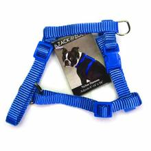 Zack & Zoey Nylon Pet Harness - Nautical Blue