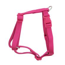Zack & Zoey Nylon Pet Harness - Raspberry Sorbet
