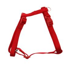 Zack & Zoey Nylon Pet Harness - Tomato Red