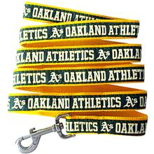 Oakland Athletics Officially Licensed Dog Leash