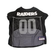Las Vegas Raiders Officially Licensed Dog Jersey