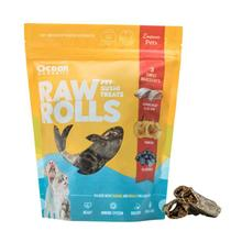 Ocean Organics Raw Rolls Sushi Pet Treats