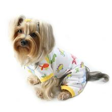 Ocean Pals Knit Cotton Dog Pajamas By Klippo