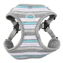 Oceane Comfort Dog Harness by Puppia - Grey