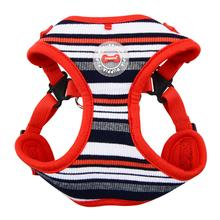 Oceane Comfort Dog Harness by Puppia - Red