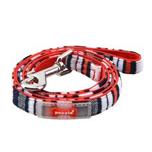 Oceane Dog Leash by Puppia - Red
