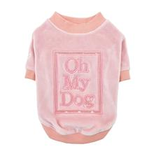 Oh My Dog Dog Shirt By Pinkaholic - Pink