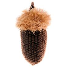 OoMaLoo Handmade Acorn Dog Toy