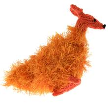 OoMaLoo Handmade Kangaroo Dog Toy