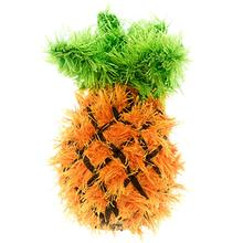 OoMaLoo Handmade Pineapple Dog Toy