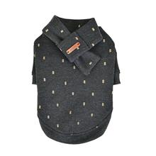 Orabel Dog Shirt by Puppia - Charcoal Gray