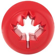 Orbee-Tuff Maple Leaf Nook Ball Dog Toy By Planet Dog