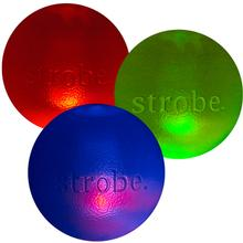 Orbee-Tuff Strobe Ball Dog Toy