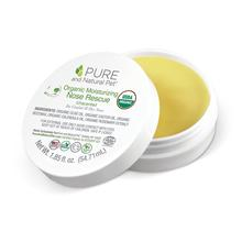 Pure and Natural Pet Organic Moisturizing Nose Rescue - Unscented