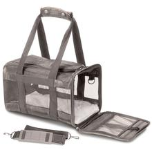 Original Deluxe Sherpa Pet Carrier - Gray