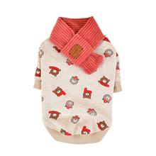 Orsi Dog Shirt by Pinkaholic - Oatmeal