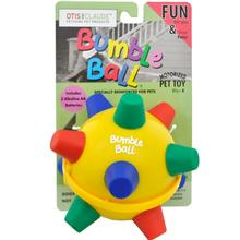Otis & Claude Bumble Ball Motorized Dog Toy