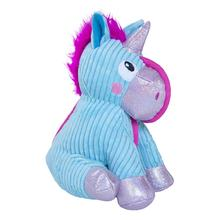 Outward Hound Corded Seamz Unicorn Dog Toy