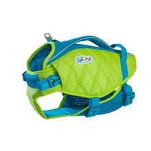 Outward Hound Stanley Sport Dog Life Jacket - Green