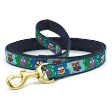 Owl Dog Leash by Up Country