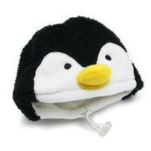 Penguin Halloween Dog Hat by Dogo - Black