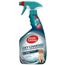 Simple Solution Oxy Charged Pet Stain and Odor Remover