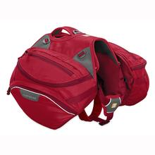 Palisades Multi-Day Dog Pack by RuffWear - Red Currant