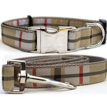 Barkley Dog Collar and Leash Set by Diva Dog