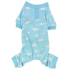 Parisian Pet Blue Cloud Dog Pajamas