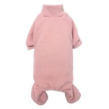 Parisian Pet Ribbed Dog PJ'S - Pink