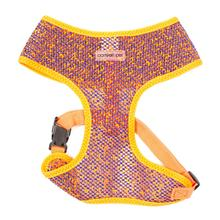 Parisian Pet Sport Net Dog Harness - Orange/Blue