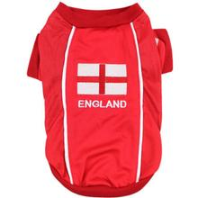 Parisian Pet Team England Dog Jersey