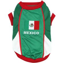Parisian Pet Team Mexico Dog Jersey
