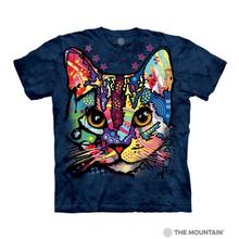 Patches the Cat Human T-Shirt by The Mountain