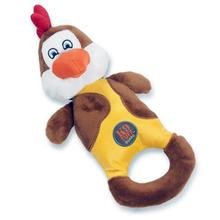 Patches Dog Toy - Rooster
