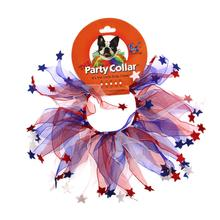 Patriotic Pet Neck Scrunchy