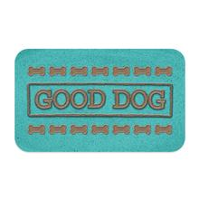 Good Dog Pet Placemat by TarHong - Teal