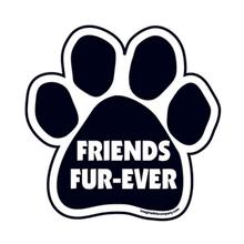 Paw Magnet - Friends Fur-Ever