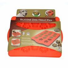 Paw Shaped Silicone Dog Treat Pan