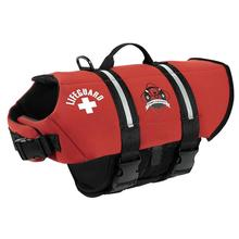 Paws Aboard Premium Red Neoprene Dog Life Vest