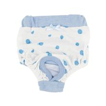 Pawsh Dog Sanitary Panty by Pinkaholic - Blue