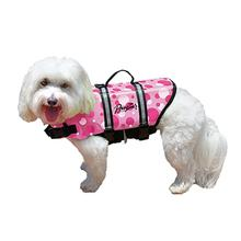 PAWZ Pink Bubbles Dog Life Jacket