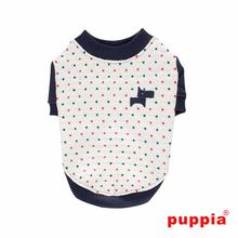 Pax Dog Shirt by Puppia - Navy