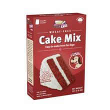 Red Velvet Puppy Cake Mix Dog Treat