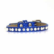Pearl and Jewel Puppy Ice Cream Collar - Blue