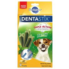 Pedigree Dentastix Dog Treat - Fresh Flavor